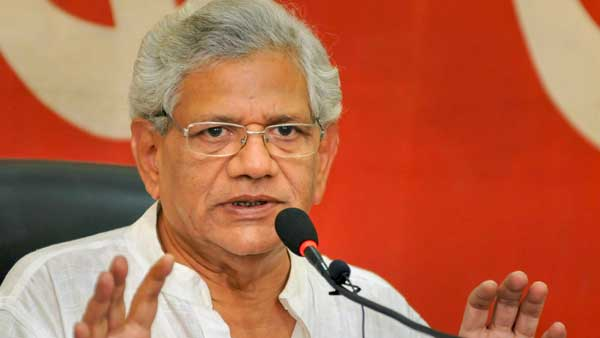 Article 370: SC permits Sitaram Yechury to visit J&K with a strict condition