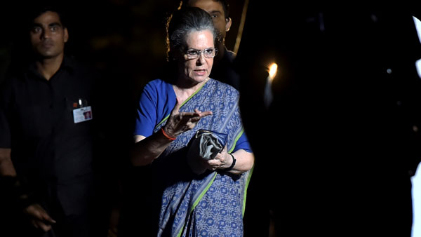 Sonia Gandhi back as chief: Full text of Congress resolution