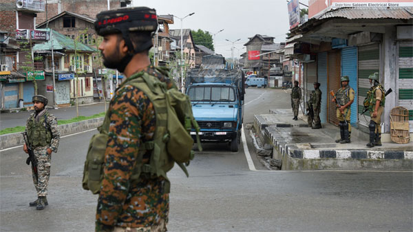 High security in J&K as government looks to ease curbs in Valley