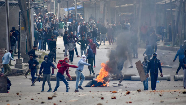 83 per cent of terrorists have history of stone pelting; Army
