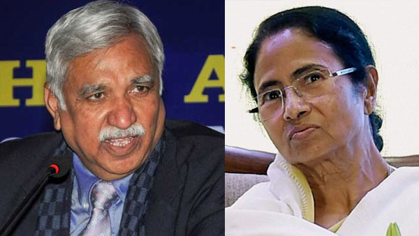 <strong>EC chief dismisses Mamata's demand of getting back to ballot papers</strong>