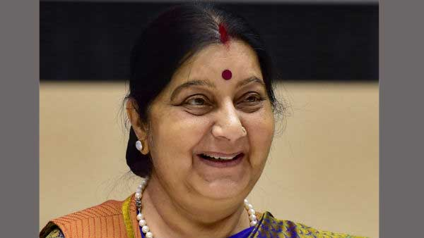 Waited for this day, Sushma Swaraj said hours back on Article 370
