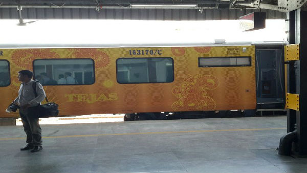 Delhi-Lucknow Tejas Express passengers likely to get partial 'refund' for delays