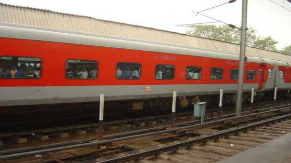 Molestation on board Rajdhani Express: Ticket examiner suspended, waiter taken off duty