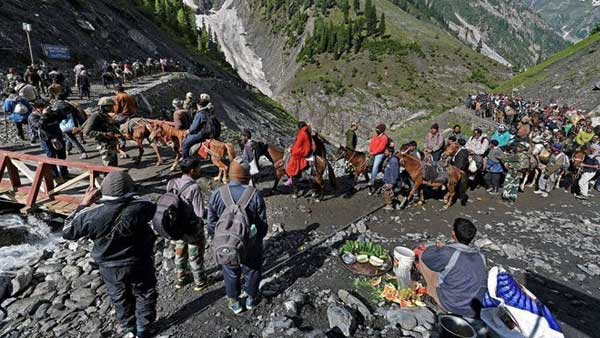 Amarnath Yatra cancelled: IAF springs into action