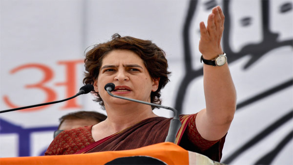 Govt insulted farmers, ministers called them them traitors: Priyanka Gandhi