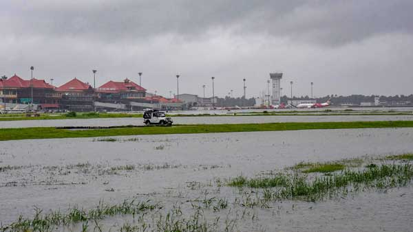 Kerala rains: Cochin Airport shuts down, to resume operations on Sunday