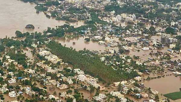 Maha floods: Sena MLA blames bureaucratic lethargy responsible