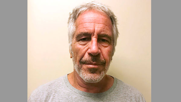 Jeffrey Epstein commits suicide