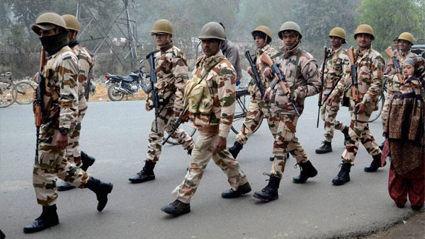 Maharashtra seeks central forces to maintain law and order