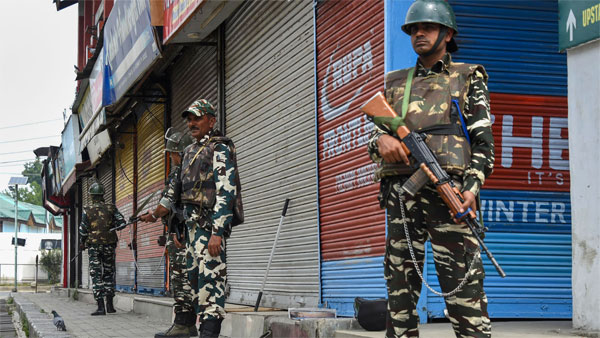 AFSPA extended in Assam by another 6 months