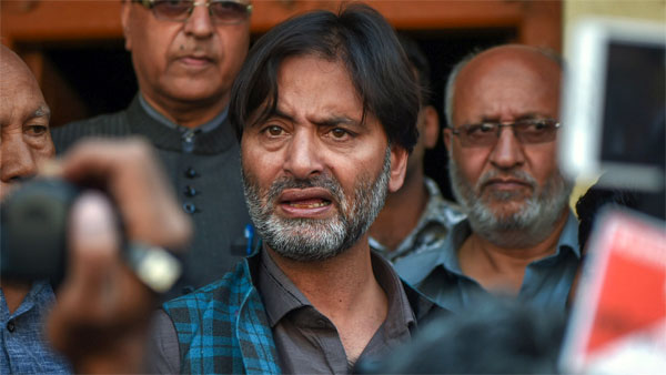 Enough grounds to proceed: The crimes of Kashmir separatist Yasin Malik