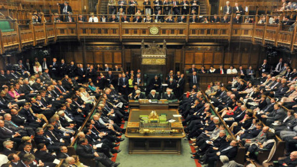 UK Parliaments suspension to begin late Monday
