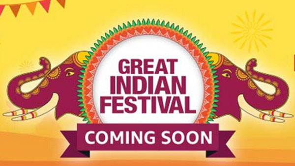 Coming Soon: Amazon's Great Indian Festival sale!