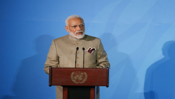 Modi holds series of bilateral meetings on sidelines of UNGA in NY