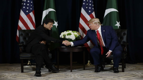'Where do you find reporters like these? Trump mocks Pak journalist