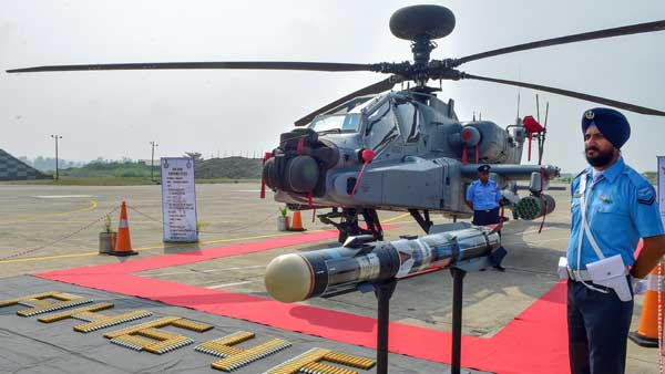 Explained: The importance of the Apache attack choppers inducted into IAF