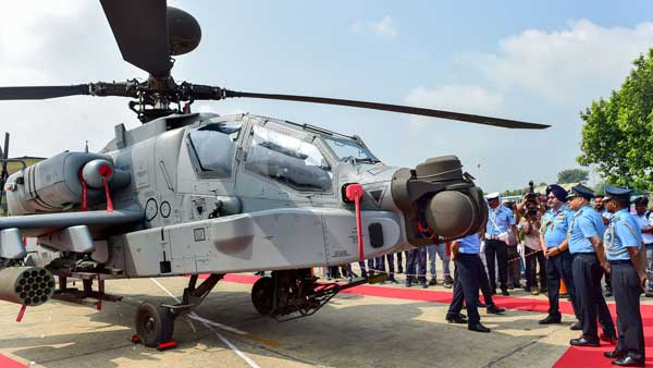 Boeing AH-64E Apache, the world's most advanced multi-role combat helicopters