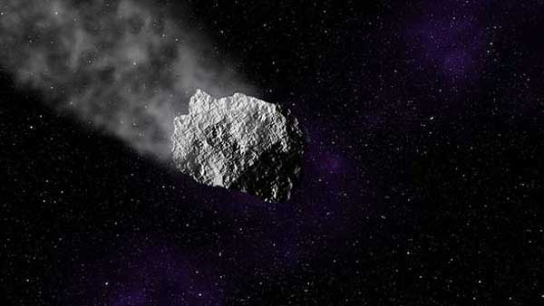 Mystery 'asteroid' thought to be old rocket from 1966 moon mission
