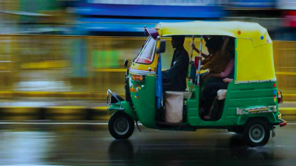 MV Act 2019 effect: Auto-rickshaw driver fined Rs 35,200 for jumping light, not having papers