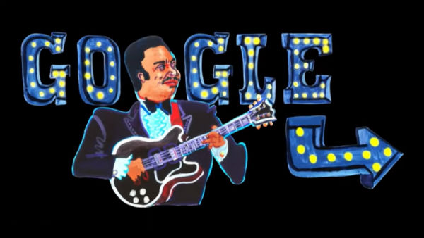 Who was BB King? Google doodle celebrates 94th birth anniversary of iconic 'King of the Blues'