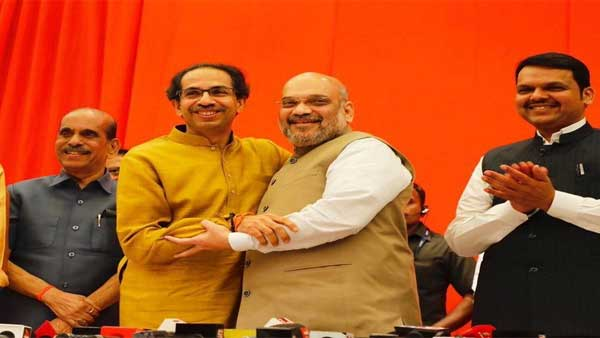 BJP to contest 148 sseats in Maharashtra, Shiv Sena to fight in 126