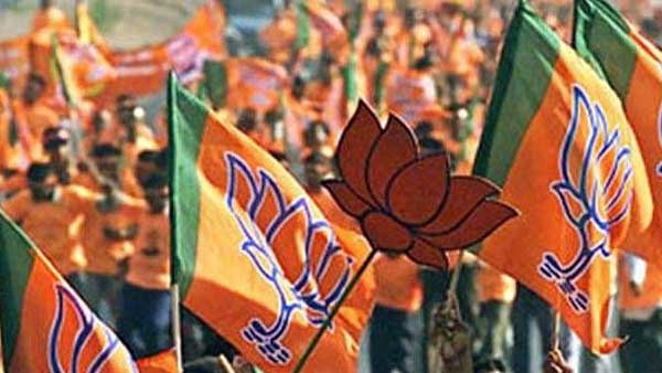 Shah to flag off BJPs nationwide Gandhi Sankalp Yatra today