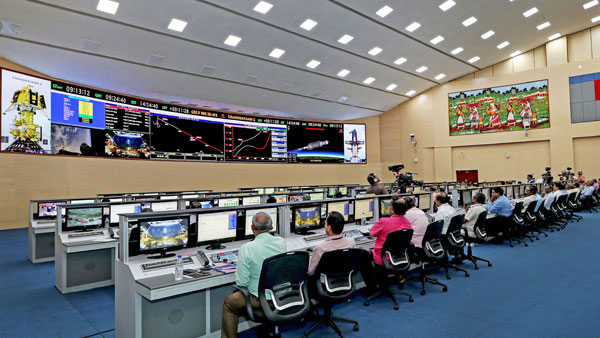 Chandrayaan-2: Everything... sensors, computers, command systems have to work perfectly
