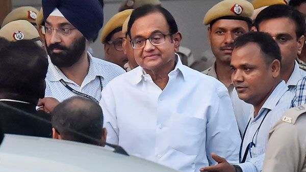 'Don't want anyone to be arrested in INX Media case': Chidambaram