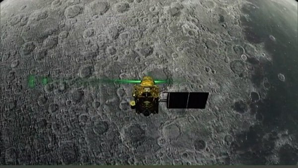 Australian Space agency applauds ISROs Chandrayaan-2 attempt
