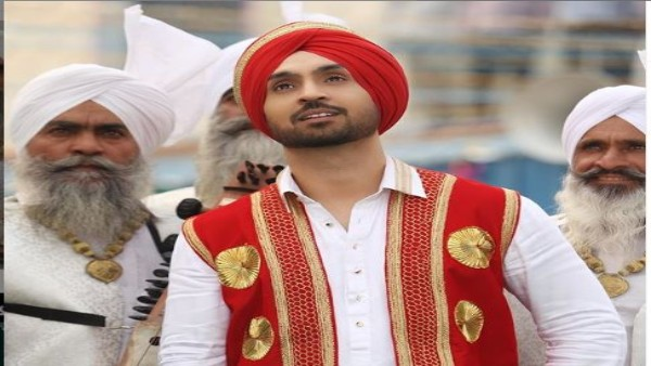 Singer and actor Diljit Dosanjh