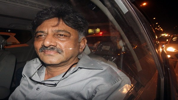 Delhi court extends Shivakumars judicial custody till October 25