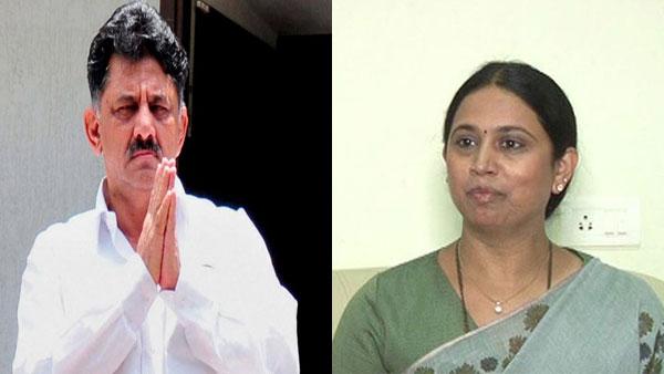 ED likely to grill MLA Laxmi Hebbalkar as witness against D K Shivakumar