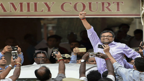 True face of BJP hindutva, says Karti Chidambaram