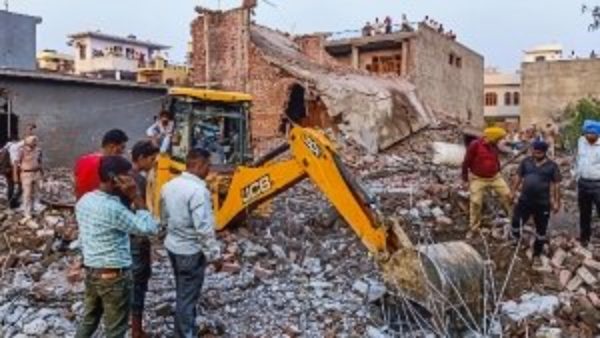 23 dead, many injured after blast in Punjab firecracker factory