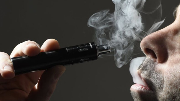 Vape once spend a year in jail, vape again and do jail time of 3 years
