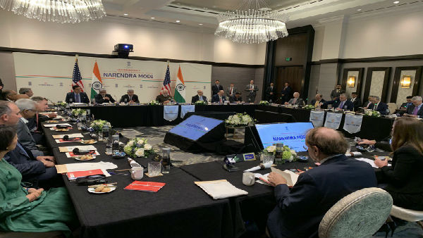 PM Modis meeting with CEOs from energy sector fruitful: MEA