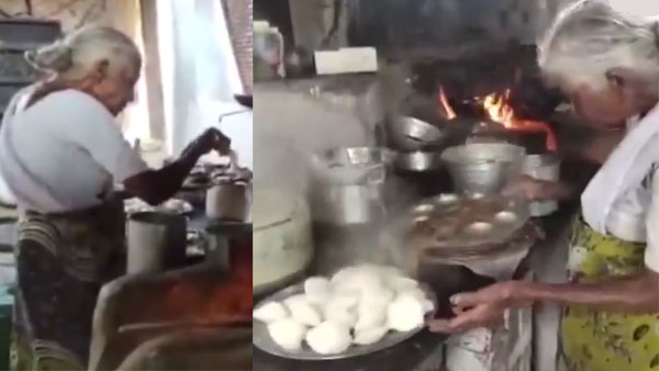 Anand Mahindra spots granny making Idli for Re 1, reaches out to help her