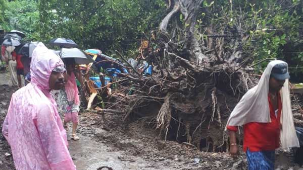 Three killed as wall collapses after heavy rains in Bihar