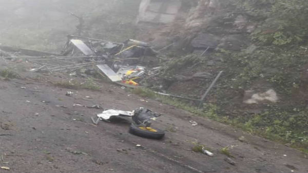 2 killed after Indian Army Chetak helicopter crashes in Bhutan