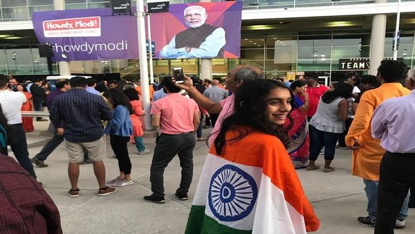 Watch: Excitement at NRG stadium for 'Howdy Modi' ahead of PM's arrival