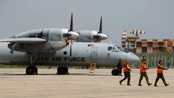 File photo of IAF air base