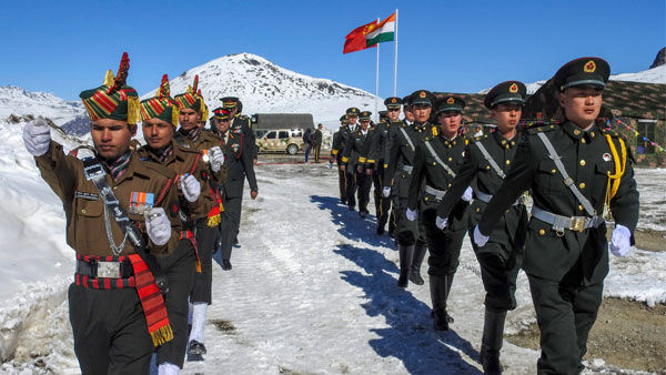 Situation stable, not need for third party intervention says China on standoff with India