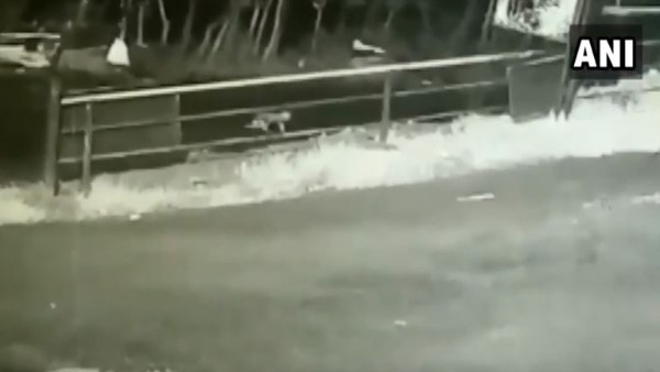 1 yr old falls out of car in Kerala, video goes viral