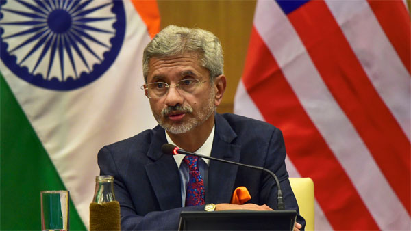 RCEP: Jaishankar says India concerned over enormous trade deficit with China