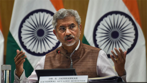 Past handling of Pakistan raises many questions: Jaishankar