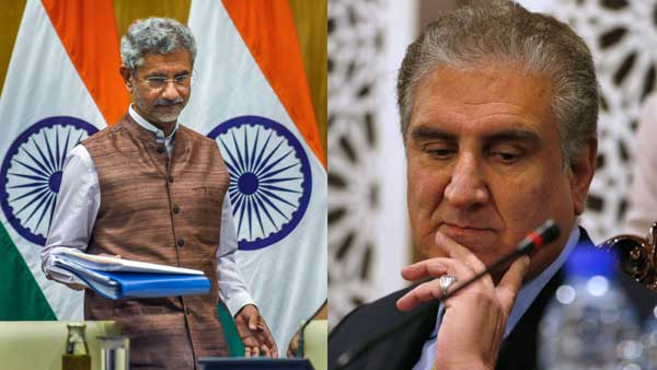 Jaishankar and Shah Mehmood Qureshi
