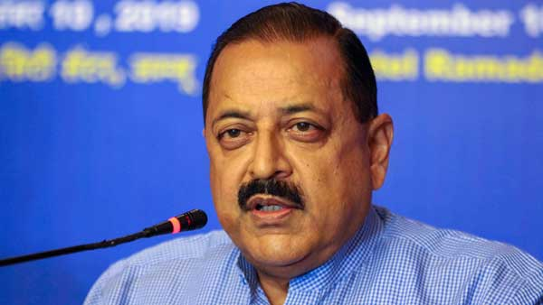 Minister of State for PMO Jitendra Singh