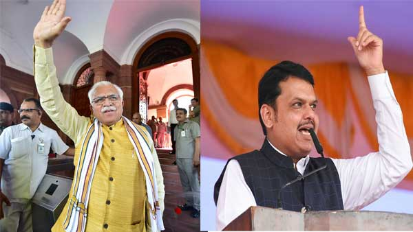 Maharashtra, Haryana polls: Why BJP won't change its two minority CM candidates