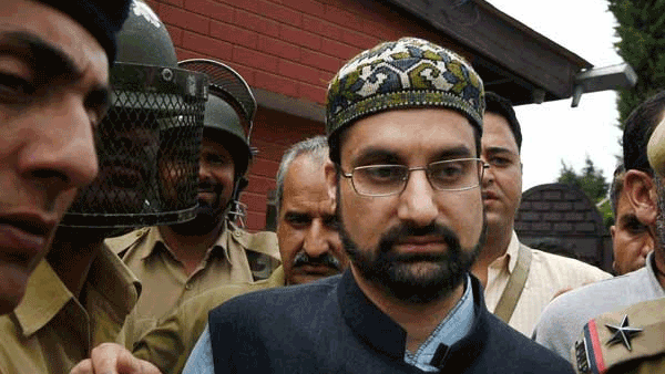 File photo of Mirwaiz Umar Farooq